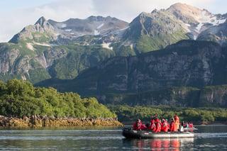 silversea-alaska-cruise-zodiac-tour-alaska