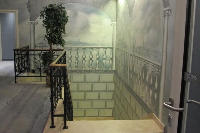 13 Hotel Wawel Hallway IMG_8995