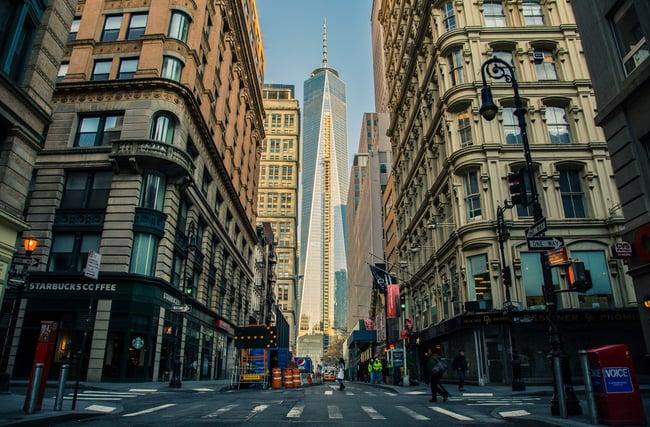 New York City Business Travel Per Diem Exceeds $600