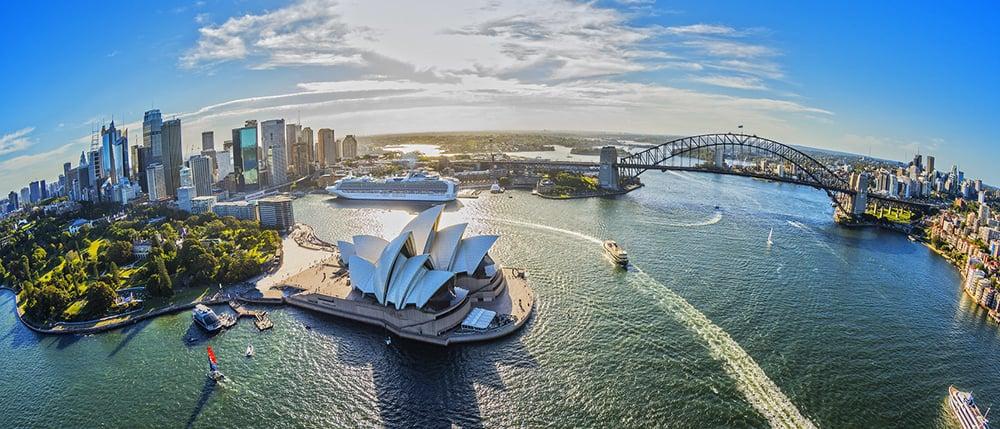 Australia-Sydney-Harbour-1