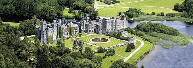 Ireland: The Emerald Isle - Ashford Castle