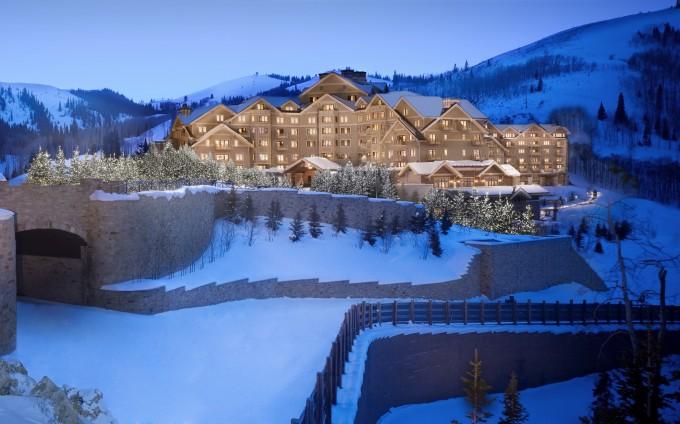 MDV-Architectural-Night Winter-Resort View 2 300 DPI