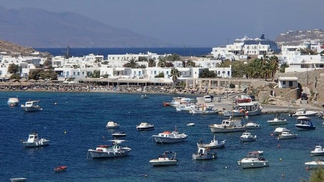 Travel Greece - Mykonos