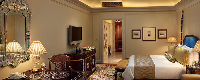 Leela Palace New Delhi Room